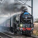 Tornado at Hett Crossing, Co Durham by Dave Hudspeth