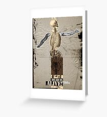 Dead is Alive! Greeting Card