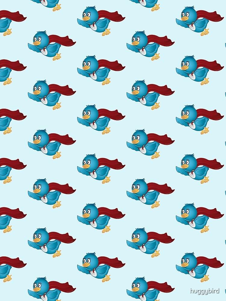 Super Bird by huggybird