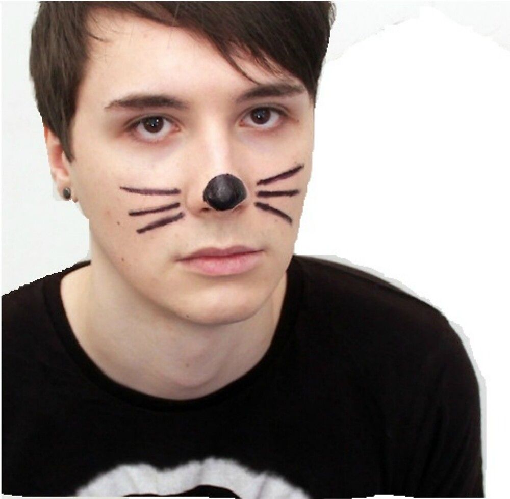 Dan Howell  by vampirebanquet