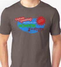 Captain Spauldings Museum of Monsters & Madmen Unisex T-Shirt