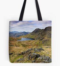 The Langdale Pikes - Cumbrian Lake District Tote Bag