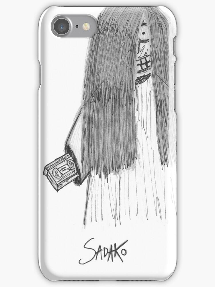 Sadako - Movie Serial Killers by Lee Jones