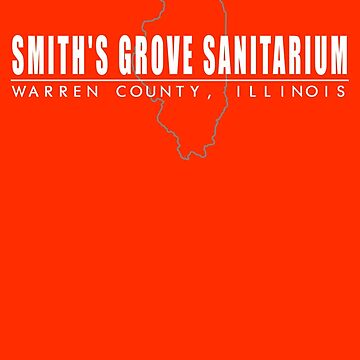 Smith's Grove Sanitarium by prolificlee