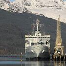 RFA in Scotland by Stephen Kane