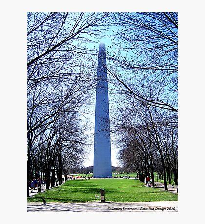 St. Louis Arch Photographic Print