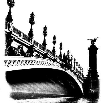 Paris Stencil Art 04/10 by lesslinear