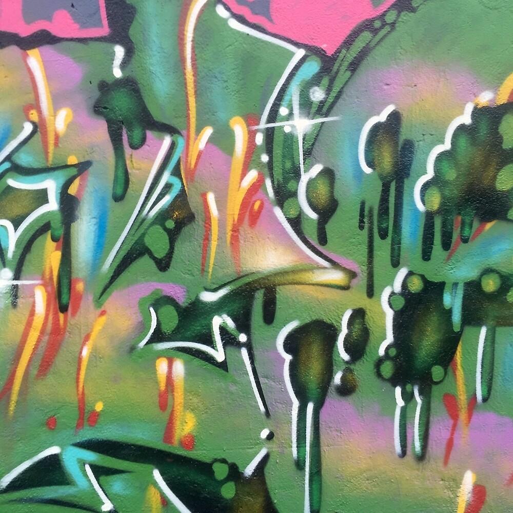 Urban decay1 by Graffitinerd