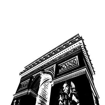 Paris Stencil Art 05/10 by lesslinear