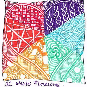 #LoveWins by geojlc