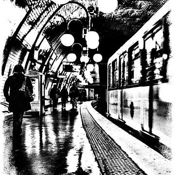Paris Stencil Art 08/10 by lesslinear