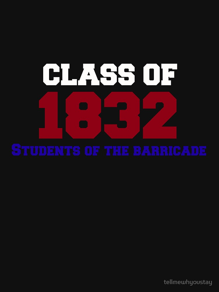 Class of 1832 by tellmewhyoustay