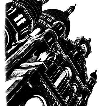 Paris Stencil Art 09/10 by lesslinear