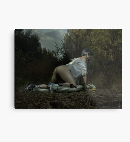 The Provider Metal Print