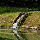 Waterfall by Lee Jones