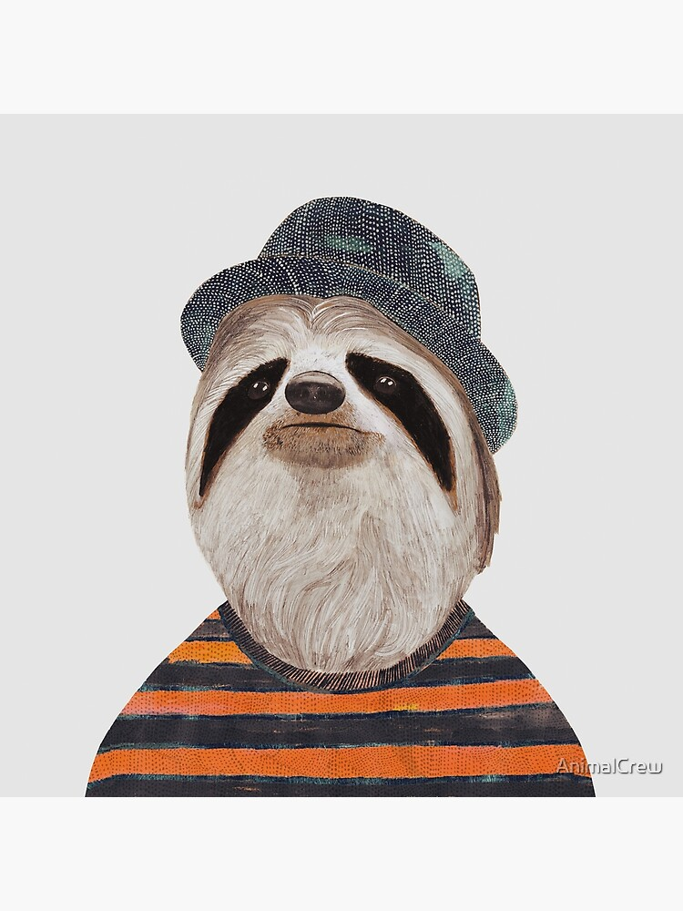 Sloth by AnimalCrew