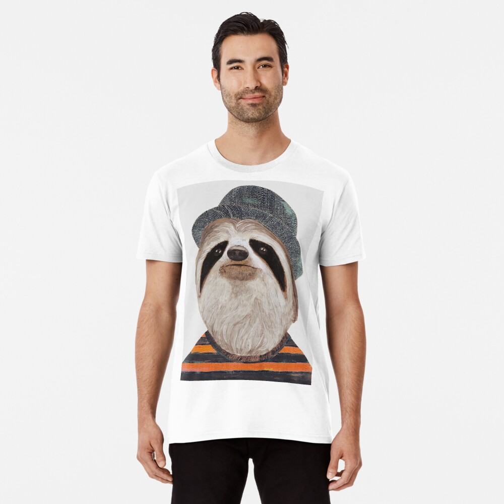 Sloth Premium T-Shirt