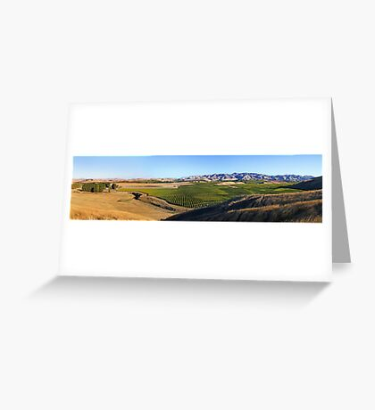 Awatere Valley Greeting Card