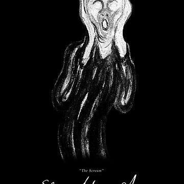 Edvard Munch-The Scream-Painter.Art de carlosafmarques