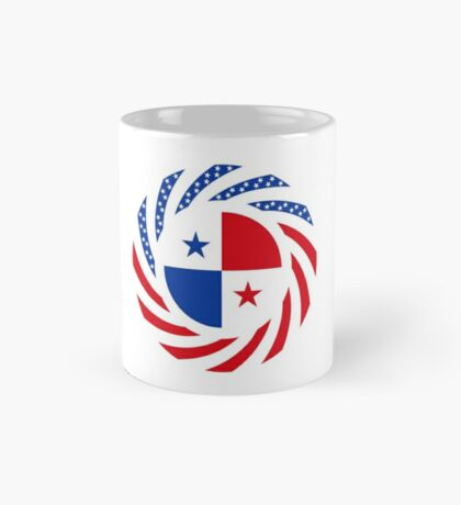 Panamanian American Multinational Patriot Flag Series Mug