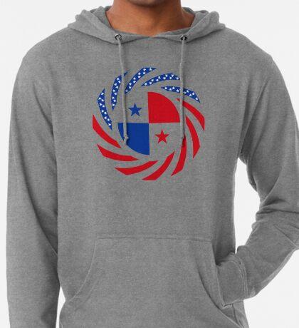 Panamanian American Multinational Patriot Flag Series Lightweight Hoodie
