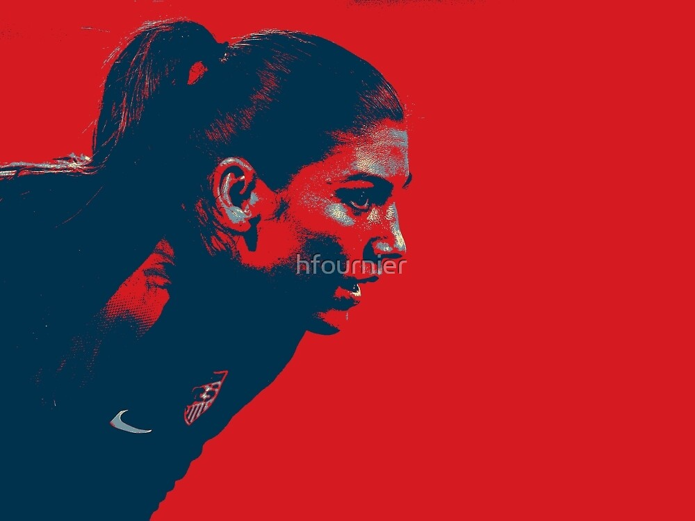 Hope Solo 5 by hfournier