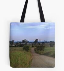 QUEENSLAND OUTBACK Tote Bag