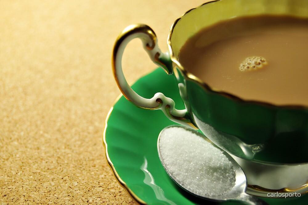 Cafe au lait by carlosporto