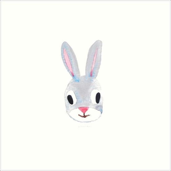 My sis's Bunny, Thumper  by jinseikou