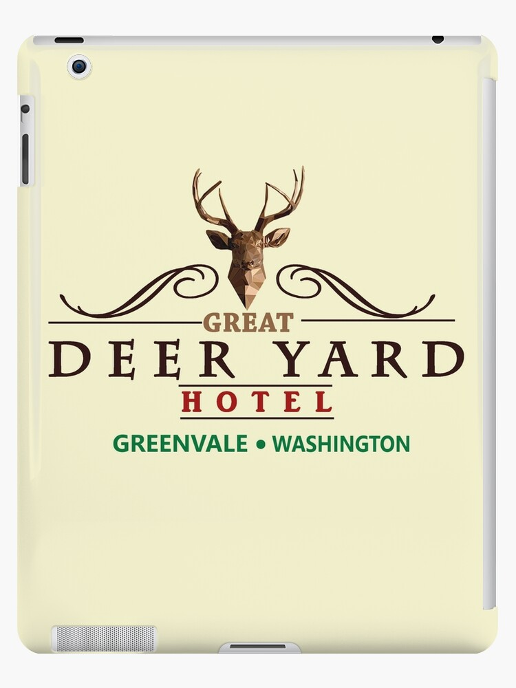 Deadly Premonition - Great Deer Yard Hotel by red-leaf