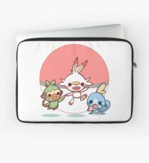 Grookey Scorbunny and Sobble Laptop Sleeve