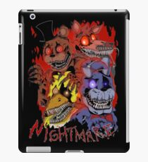 Fnaf 4 - Nightmare  iPad Case/Skin
