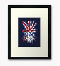 British Time Travellers Framed Print