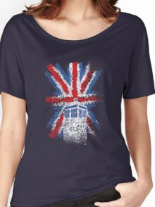 British Time Travellers Women's Relaxed Fit T-Shirt