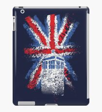British Time Travellers iPad Case/Skin