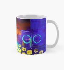 Trio - Blue Mug