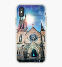 Modern Past Sky iPhone Case