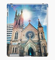Modern Past Sky iPad Case/Skin