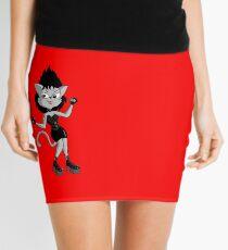 Bad Kitty Mini Skirt