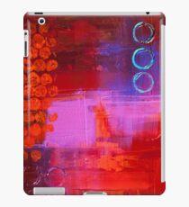Trio - Red iPad Case/Skin
