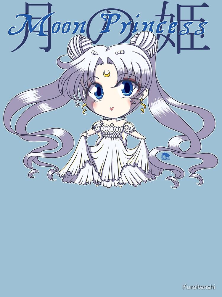 Moon's Princess Chibi by Kuroitenshi