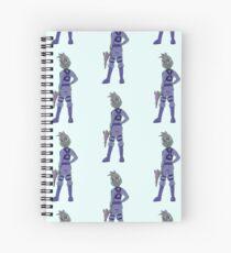 Eema - No Heroes Spiral Notebook