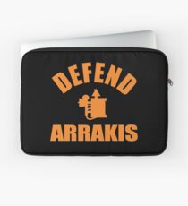 Defend Arrakis Laptop Sleeve