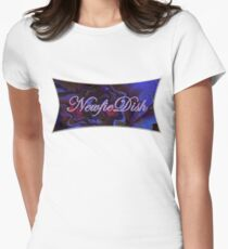 NewfieDish Womens Fitted T-Shirt