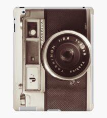 Camera Retro  iPad Case/Skin