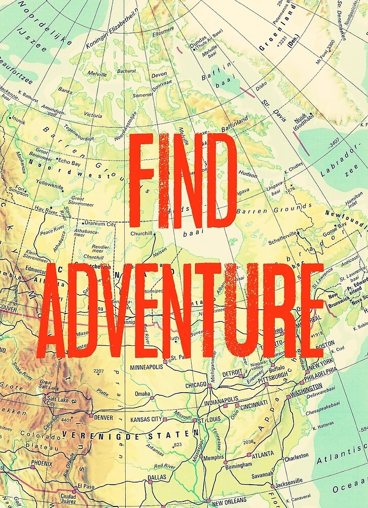 Find Adventure by hipaholic