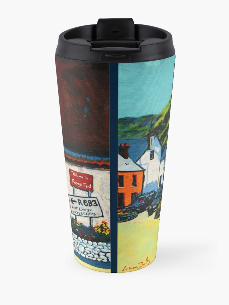 Alternate view of Passage East (County Waterford, Ireland) Travel Mug