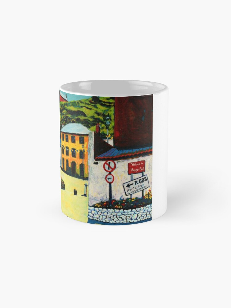 Alternate view of Passage East (County Waterford, Ireland) Mugs