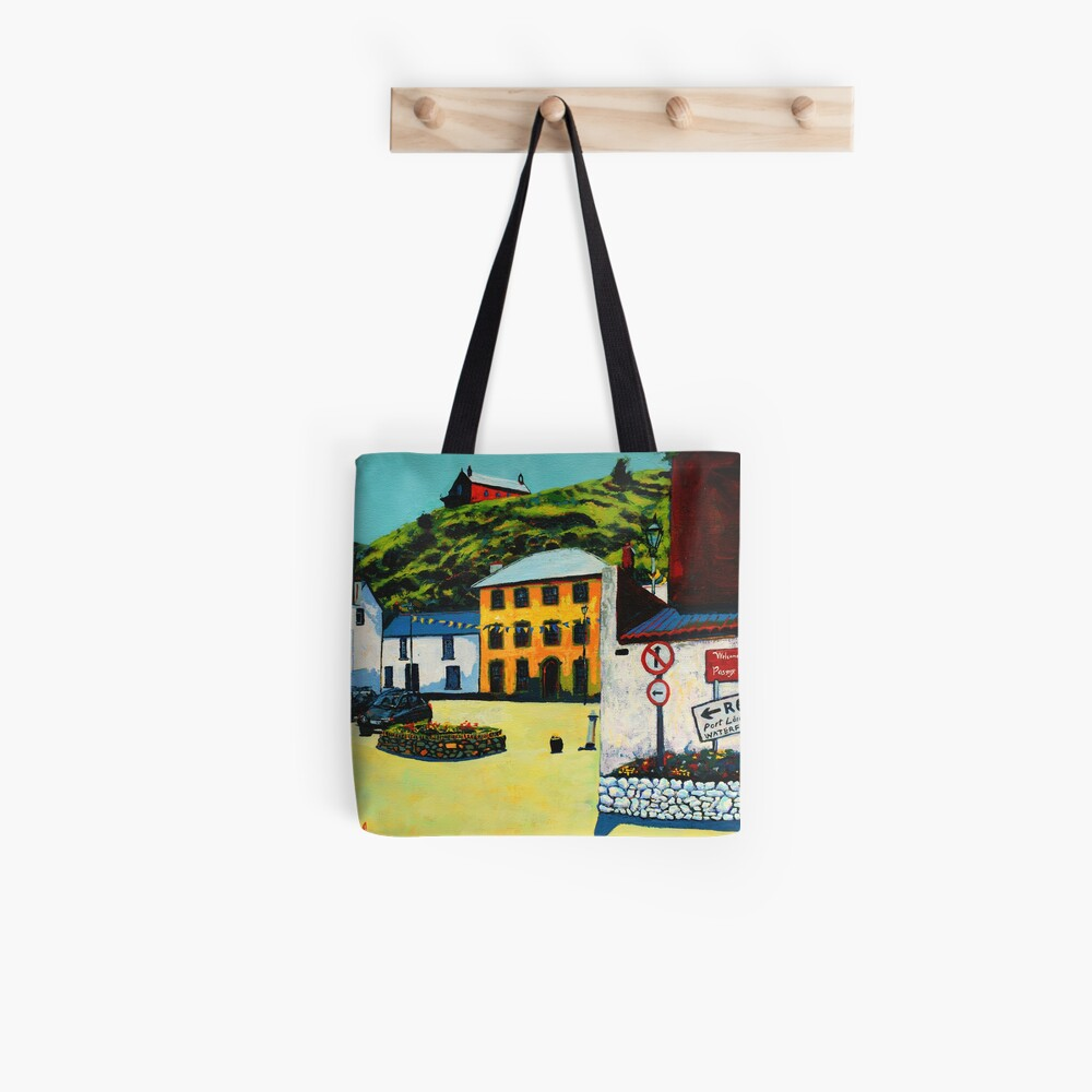 Passage East (County Waterford, Ireland) Tote Bag