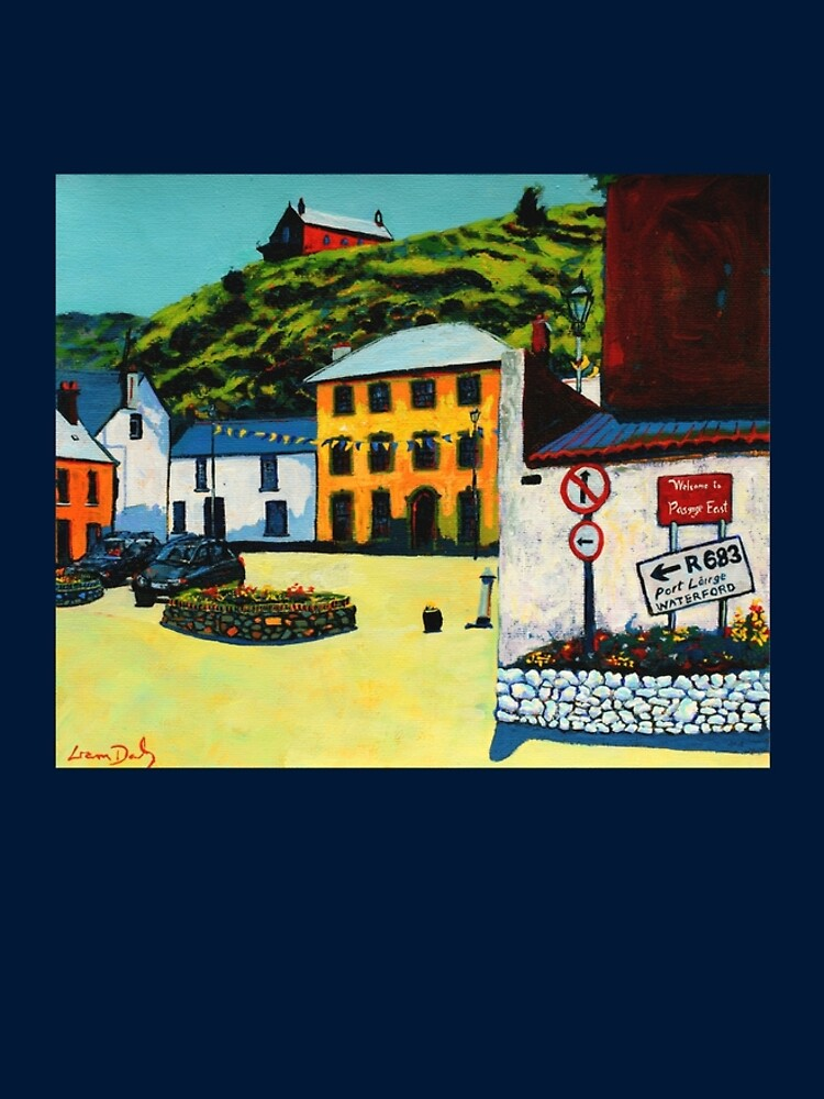 Passage East (County Waterford, Ireland) by eolai